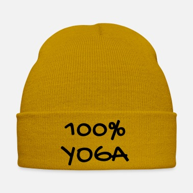 Buddhism Yoga / Yogi / Buddhism / Buddhismus / Bouddhisme - Winter Hat