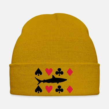 Hold'em Poker - Shark (V) - Cappello invernale