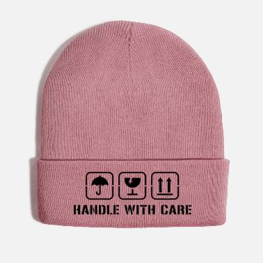 Care Handle with care - Winter Hat