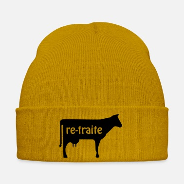 Trait re-traite - Bonnet