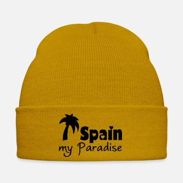 Spanish Spain Paradise - Winter Hat