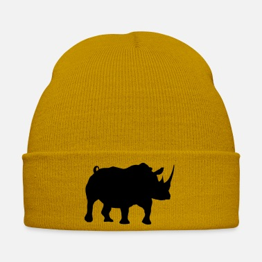 Steppe rhino - Winter Hat