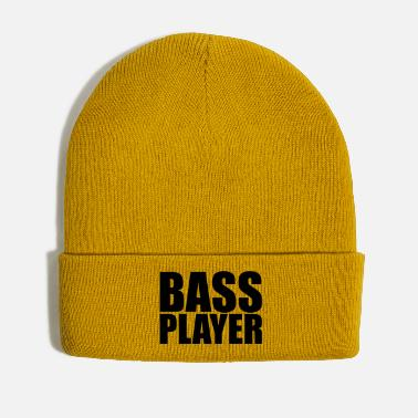 Bass Player Bass Player - Winter Hat