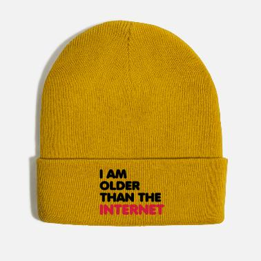2 0 Html I am older than the internet - Winter Hat