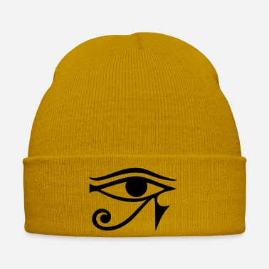 Reverse EYE of Horus/ Re, reverse moon eye of Thoth/ - Pipo