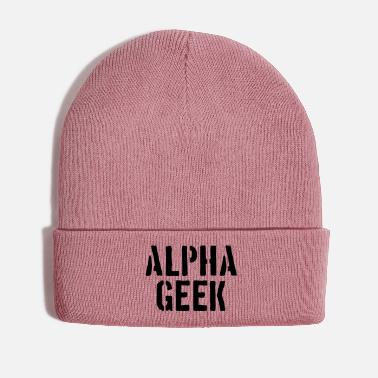 Technology Alpha Geek - Winter Hat