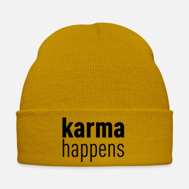Karma Karma Happens - Winter Hat
