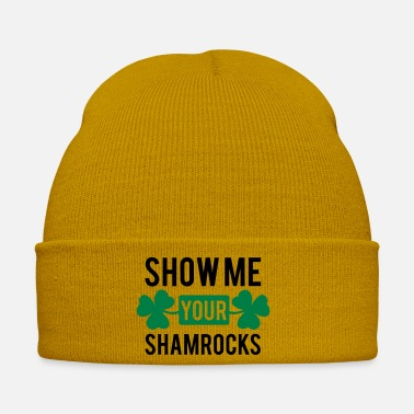 Goblin St. Patrick's day: Show me your shamrocks - Muts