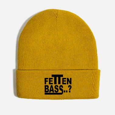 Fat fat bass - Winter Hat