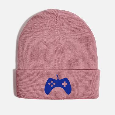 Video Joystick icon video games 7042 - Winter Hat
