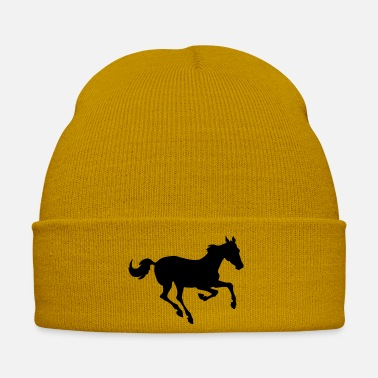 Gallop Horse galloping - Winter Hat