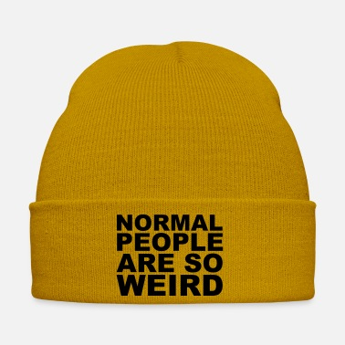 Weird Normal People Are Weird - Muts