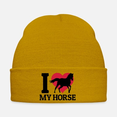 Love I love my horse - Winter Hat