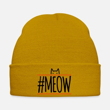 Meow #Meow - Winter Hat