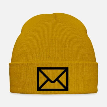 Post Letter - post - Email - Winter Hat