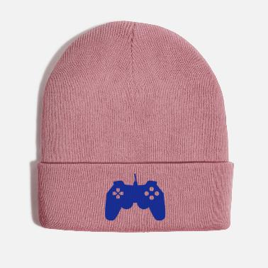 Video Joystick icon video games 704 - Winter Hat