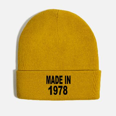 1978 Made in 1978 - Winter Hat
