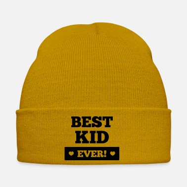 Kid Best kid ever - Vinterhue