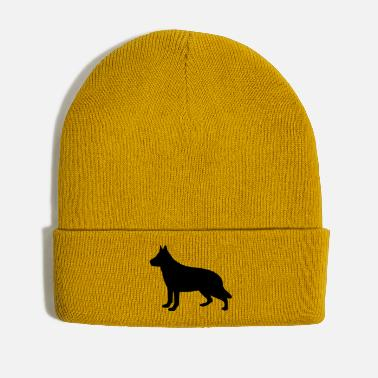German Shepherd German Shepherd Alsatian Dog - Winter Hat