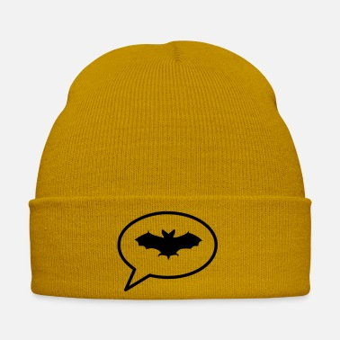 Horror Film bat - Winter Hat