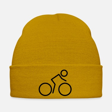 Mountain Bike bicycle_f1 - Cappello invernale