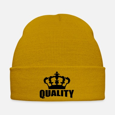 Quality Quality Crown Design - Winter Hat