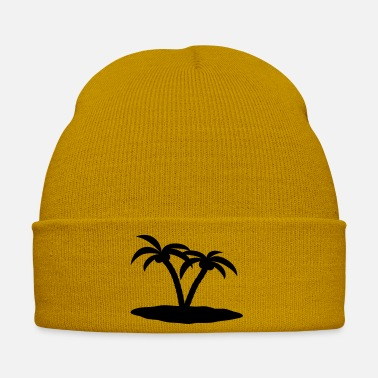 Palm Trees palm trees - Winter Hat