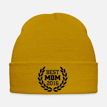 Wedding Day Best Mom 2016 - Winter Hat