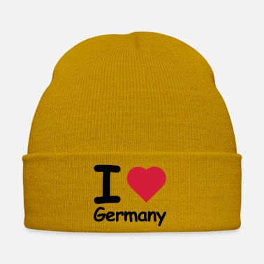 Postmark football german germany - Winter Hat