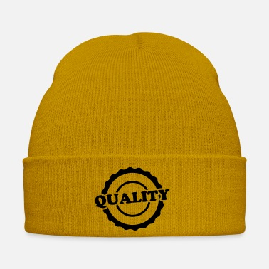 Quality Cool Quality Design - Winter Hat
