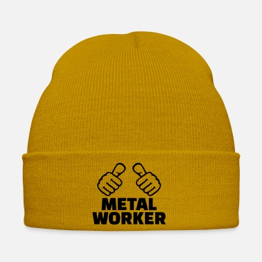 Worker Metal worker - Winter Hat