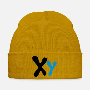 Pipettes Chromosomes - XY - show your manhood! - Winter Hat