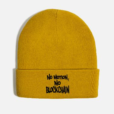 Motion No motion no block chain - Winter Hat