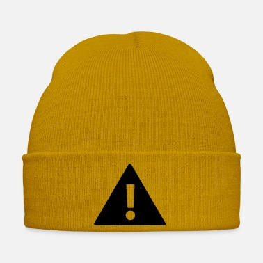 Exclamation exclamation - Winter Hat