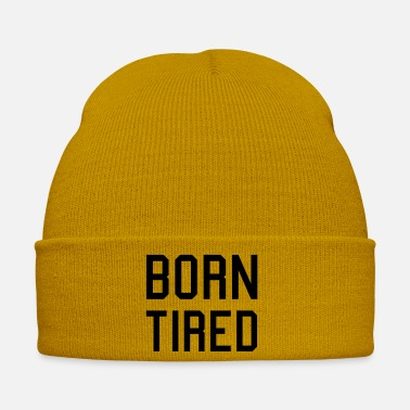 Tired Tired - Winter Hat