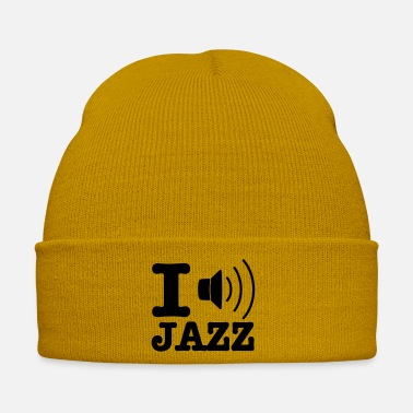 Jazz I love jazz / I music jazz - Bonnet