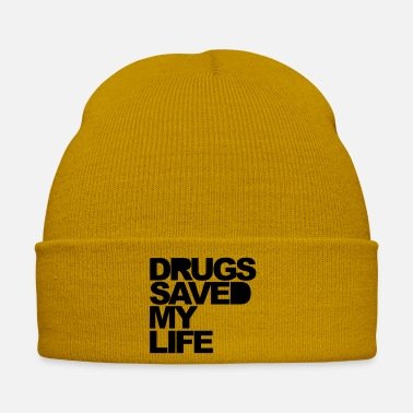 Jumpstyle Drugs Saved - Cappello invernale