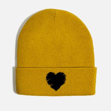 Heart Heart - Heart - Winter Hat