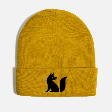 Illustration Cute fox illustration - Winter Hat