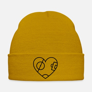 Pitch Pitch Heart - Winter Hat