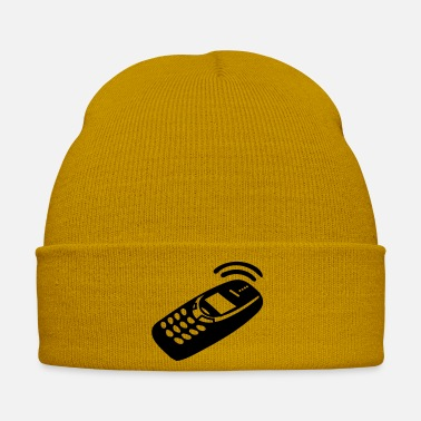 Mobile Mobile Phone - Winter Hat