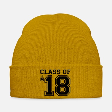 Classe Class of 2018 - Class of 18 - Cappello invernale