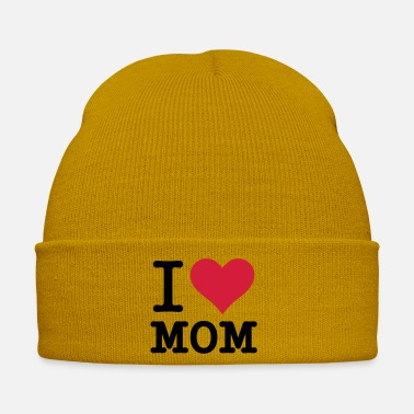 Cult i love mom Mother's Day - Winter Hat