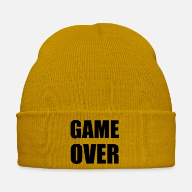 Game Over game over - Cappello invernale