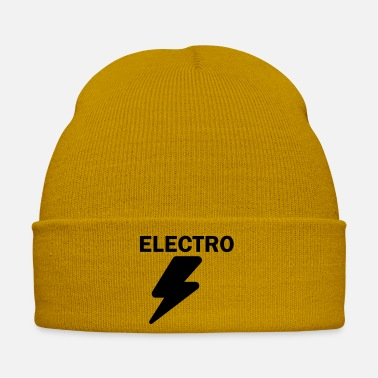 Electro Electro sign - Winter Hat