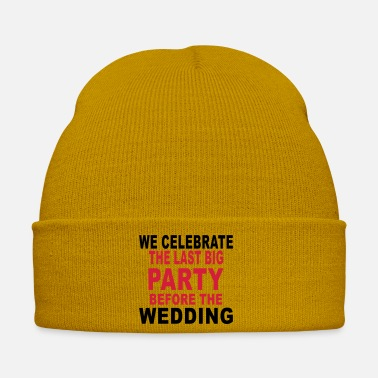 Wedding Party jga wedding party - Winter Hat