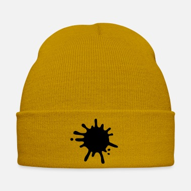 Ink klecks_f1 - Winter Hat