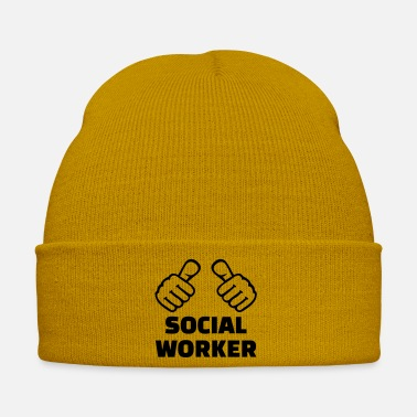 Worker Social worker - Winter Hat