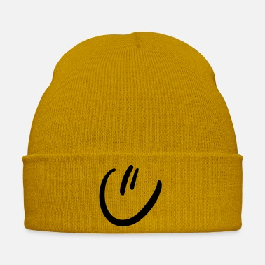 Scribble Smiley :-) - Winter Hat