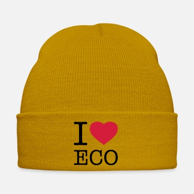 Eco I LOVE ECO - Winter Hat